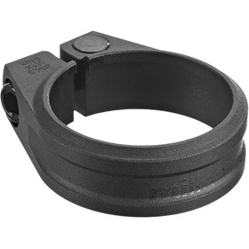 Sixpack Millenium Sattelklemme Ø34,9mm schwarz